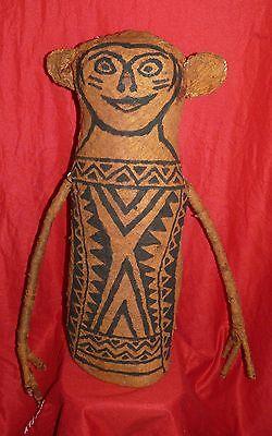 BORA PERU AMAZON INDIAN MONKEY MASK/HEADDRESS #2