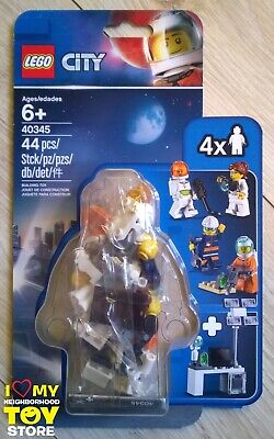 IN STOCK - LEGO 40345 CITY MARS EXPLORATION MINIFIGURE PACK (2019) - MISB