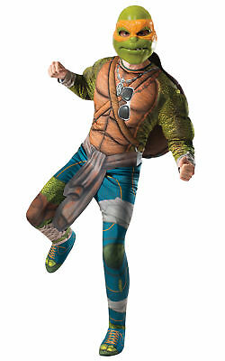 TMNT Adult Michelangelo Costume One Size](Tmnt Adult Costumes)