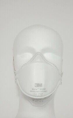 Atemschutzmaske 3M™ Aura™ FFP3 9330+ FFP3 Feinstaubmaske Mundschutz Maske