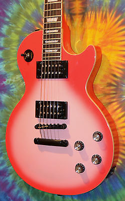EPIPHONE TWISTED SISTER LES PAUL STANDARD - PINKBURST - JJ FRENCH on Rummage