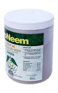 PRO-NEEM-TRABE-450-GR-Torta-de-Semilla-de-Neem-Insecticida-Fungicida-ECOLOGICO