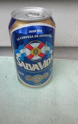 12OZ SALVAVIDA ALUMINUM CHEAP EMPTY BEER CAN CANS up