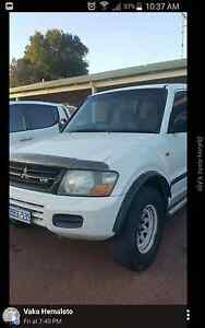 Pajero 2002 7 seater Cooloongup Rockingham Area Preview