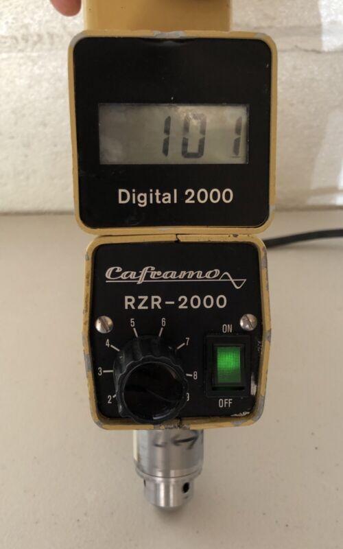Caframo Overhead Stirrer/Mixer Digital Model RZR 2000