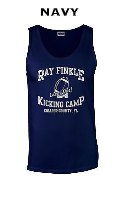 221 Ray Finkle Tank Top college football funny pet detective cool costume kicker - College Football Costumes