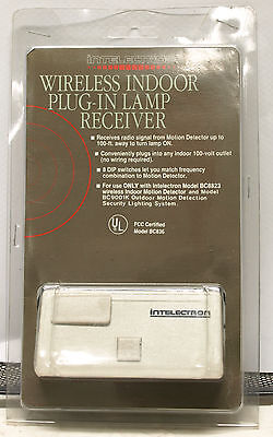 Intelectron BC836 Wireless Indoor Plug-In Lamp Receiver - NOS