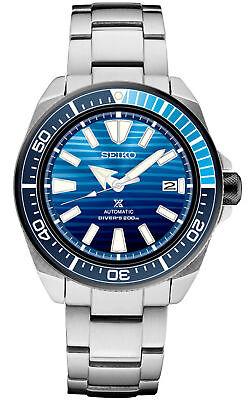 Seiko Men's Automatic Prospex Samurai Divers 200M Watch SRPC93