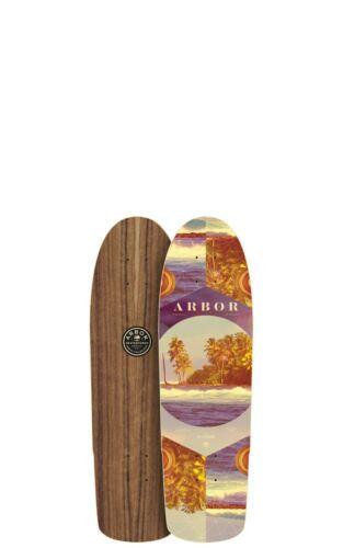"Arbor Pilsner Photo (28"") Skateboard Cruiser Board Beach, Deck Only - Brand NEW"