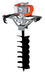 TORPEDO 52cc POSTHOLE DIGGER EARTH AUGER FENCE STUMP POST HOLE Glenroy Moreland Area Preview
