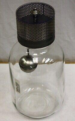 D-tec Environmental Liquid Sampler For First Flush Water Sampling Tested Working