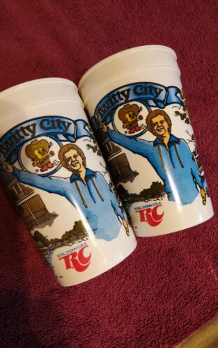CONWAY TWITTY Memorabilia  RC cups twitty  city
