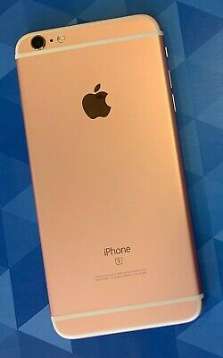 Apple iPhone 6S Plus 16GB Unlocked Rose Gold Good Condition