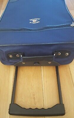 Travel And Pleasure Hand Luggage Bag. NAVY