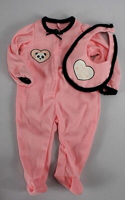 "Used,  DOLL CLOTHES Panda outfit 15""-17""  FITS BABY ALIVE,BITTY BABY, baby annabell for sale  Phoenix"