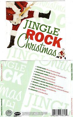 JINGLE ROCK CHRISTMAS -VAR (CD)HAZEL FOUNTAINS GUSTER SUGAR HAWAIIANS COLLECTIVE ()