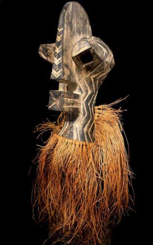 Kifwebe mask – SONGYE tribe – D.R Congo  (3651 - Q)