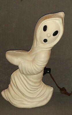 "Halloween General Foam Blow Mold: 13"" Ghost [no pumpkin]"