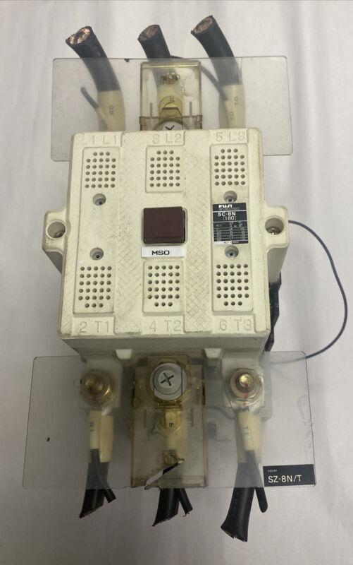 Fuji Electric SC-8N Contactor