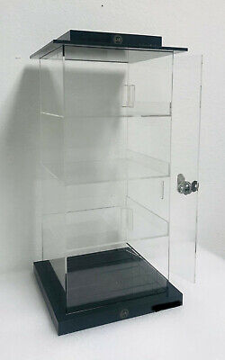Acrylic Display Stand With Lockable Device Or Cbd Case