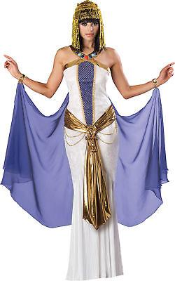 Nil Elite Erwachsene Damen Ägyptisch Kostüm Mittelalterlich Cosplay (Elite Cosplay Kostüm)