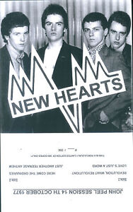 THE-NEW-HEARTS-Revolution-EP-7-rare-mod-punk-JOHN-PEEL-secret-affair-300