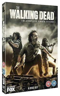 The Walking Dead: The Complete Eighth Season (Box Set) [DVD]