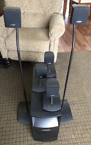 BOSE Acoustimass 6 III Home Ent. System