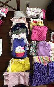 Five lots of girls clothes $18 each