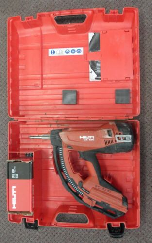 Hilti Gas Actuated Fastening Tool - GX120