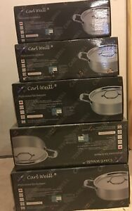 Brand new and boxed Professional Stainless Steel Kitchenware