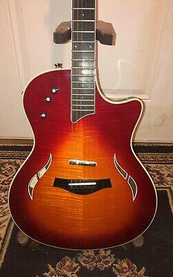 TAYLOR  T-5 S1 Cherry Sunburst Acoustic Electric Guitar w/ OHSC