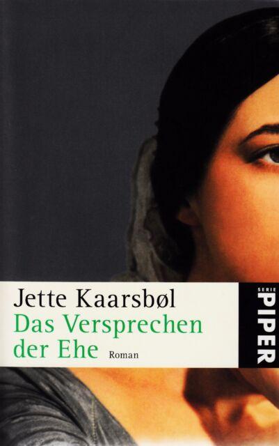 *r~ Das VERSPRECHEN der EHE - von Jette KAARSBOL  tb  (2009)