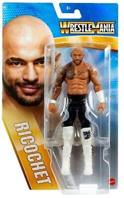 WWE Ricochet Wrestlemania 37 Basic Wrestling Action Figure