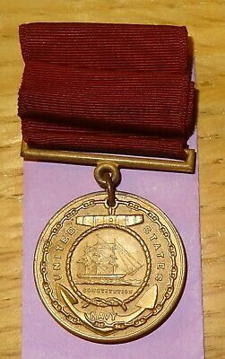 US NAVY GOOD CONDUCT MEDAL  1949