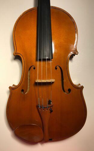 Very good big solo viola by Ralf Miles, Stroud 1962 !Video!