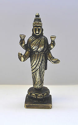 Antique Tibet Bronze Figure 4.5