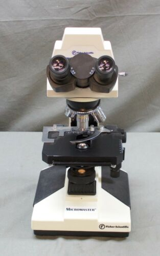 Fisher 12-563-311 Micromaster Microscope   (R11)