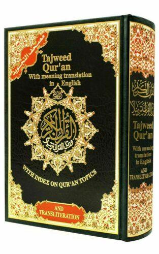 Tajweed Quran English Transliteration Islam Color Coded Qur