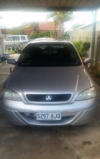 Holden Astra 2001 Manual