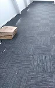 Carpet Tiles 40m2 New Commercial Grade Marsfield Ryde Area Preview
