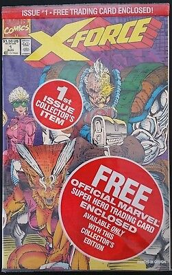 Marvel Comics Copper Age X-Men X-Force #1 NM Sealed Unread 1st Print