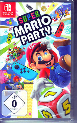 Super Mario Party Nintendo Switch Spiel NEU ()