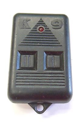 keyless remote alarm Omega K9 H5LAL789D control starter clicker transmitter fob