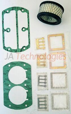 Ss5 Ingersoll Rand Compatible Head Overhaul Kit 20100277 W Filter