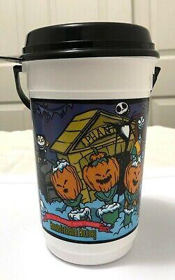 Disney Haunted Mansion Holiday The Nightmare Before Christmas Popcorn Bucket - Christmas Buckets