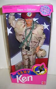 #3289 Military Stars N Stripes Collection Army Rendezvous with Destiny Ken