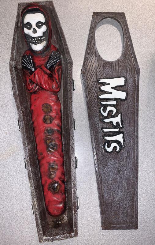Misfits Coffin Incense burner resin VERY COOL