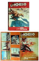 Il Monello - N.35 1971 Con Figurine + N.50 /1971 Privo Retrocopertina -  - ebay.it