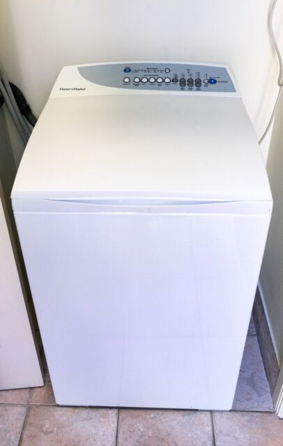 Fisher And Paykel Gw612 6 5kg Top Loading Washing Machine